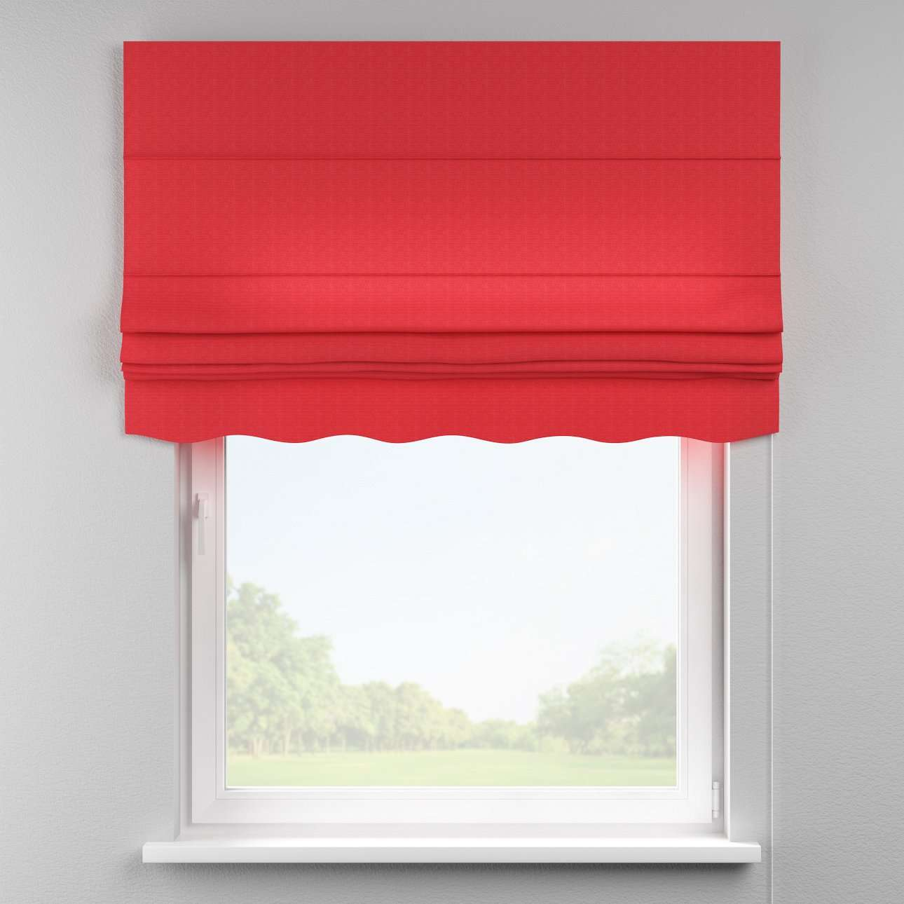 Florence roman blind  80 x 170 cm (31.5 x 67 inch) in collection Jupiter, fabric: 127-14
