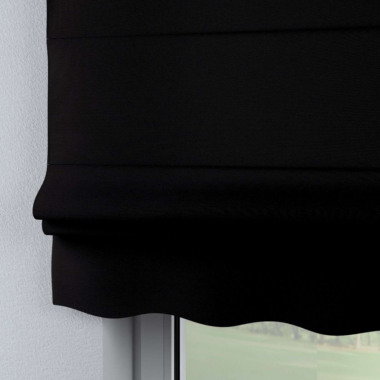 Florence roman blind  80 x 170 cm (31.5 x 67 inch) in collection Panama Cotton, fabric: 702-08