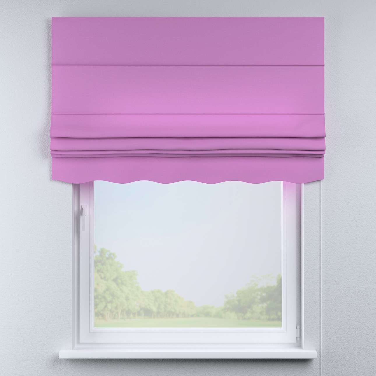Florence roman blind  80 × 170 cm (31.5 × 67 inch) in collection Loneta , fabric: 133-38