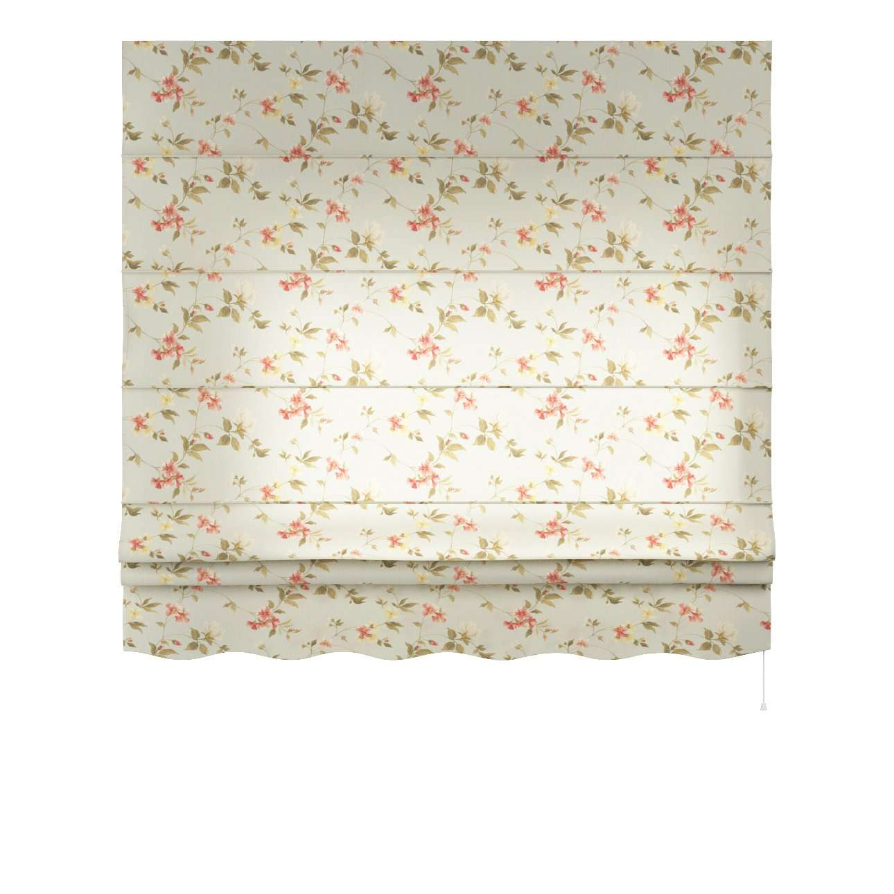 Florence roman blind  80 x 170 cm (31.5 x 67 inch) in collection Londres, fabric: 124-65