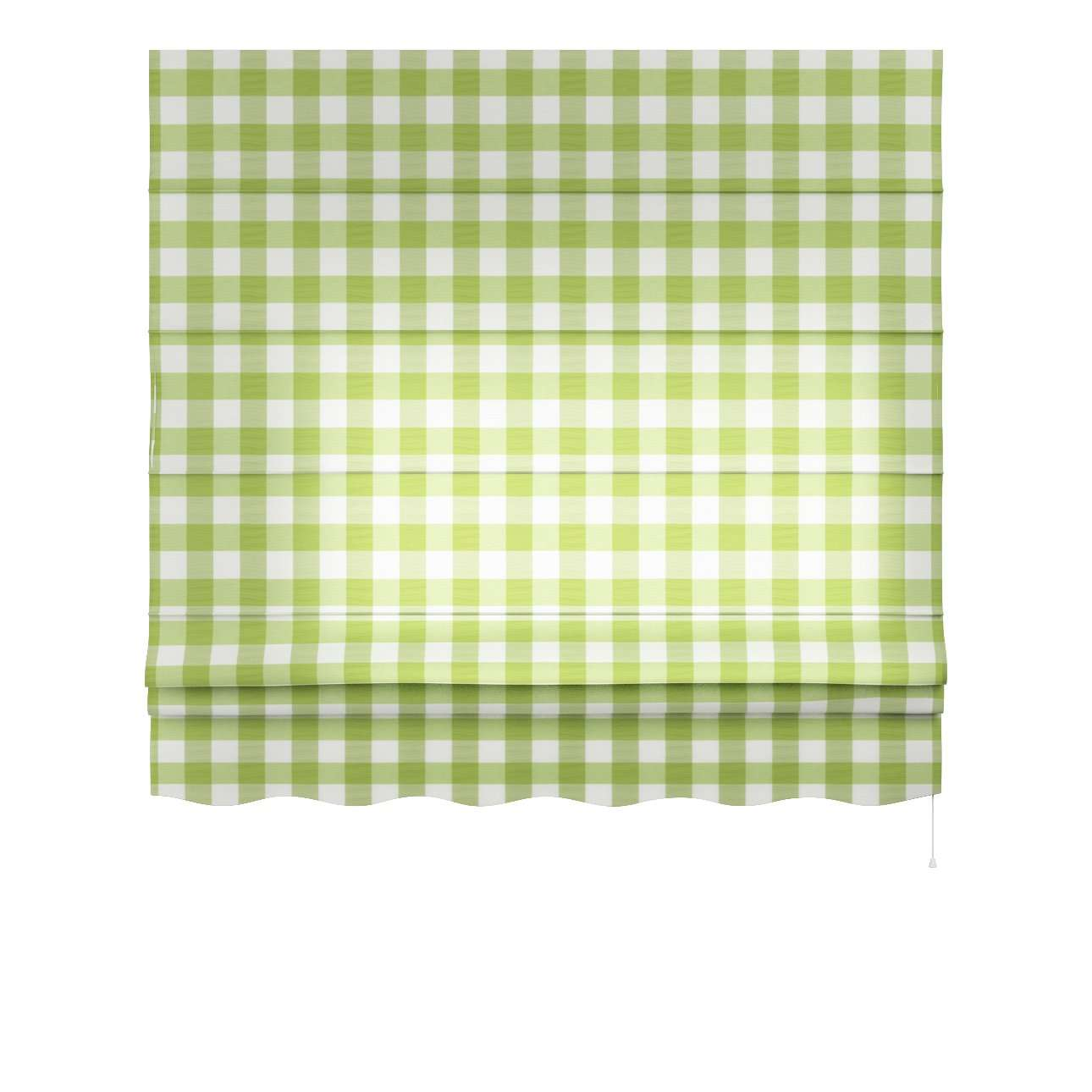 Florence roman blind  80 × 170 cm (31.5 × 67 inch) in collection Quadro, fabric: 136-36