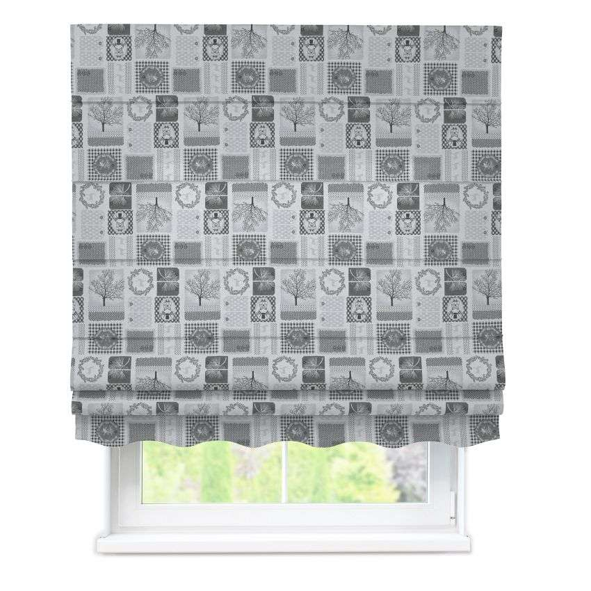 Florence roman blind  80 x 170 cm (31.5 x 67 inch) in collection Christmas , fabric: 630-20