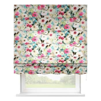 Florence roman blind  80 x 170 cm (31.5 x 67 inch) in collection Monet, fabric: 140-08