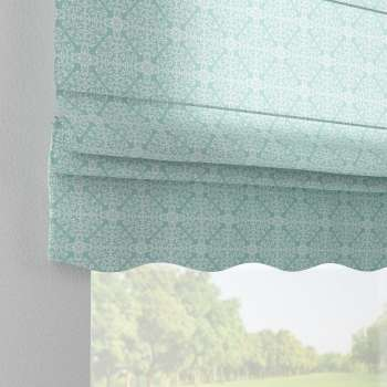 Florence roman blind  in collection Flowers, fabric: 140-37