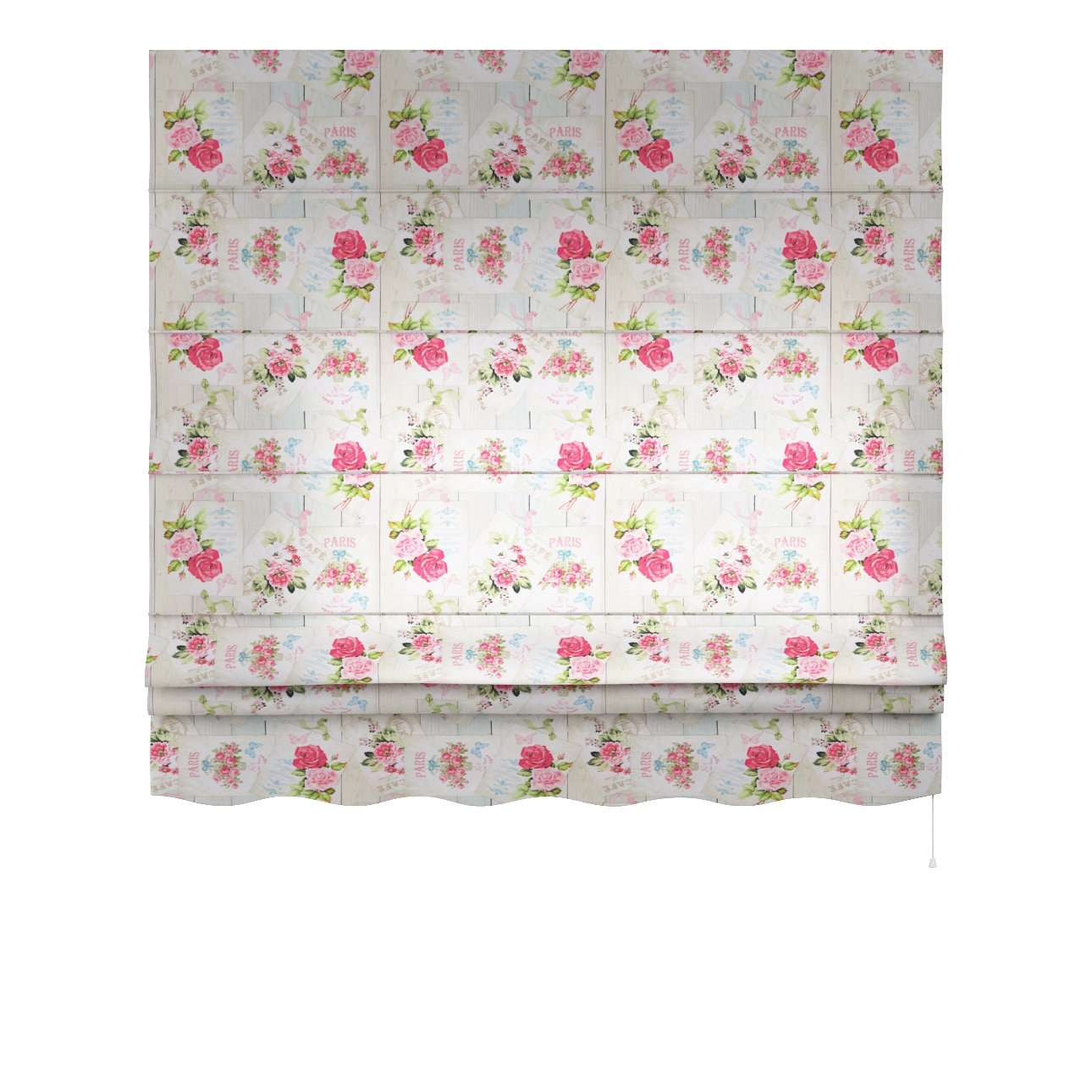 Florence roman blind  80 x 170 cm (31.5 x 67 inch) in collection Ashley, fabric: 140-19