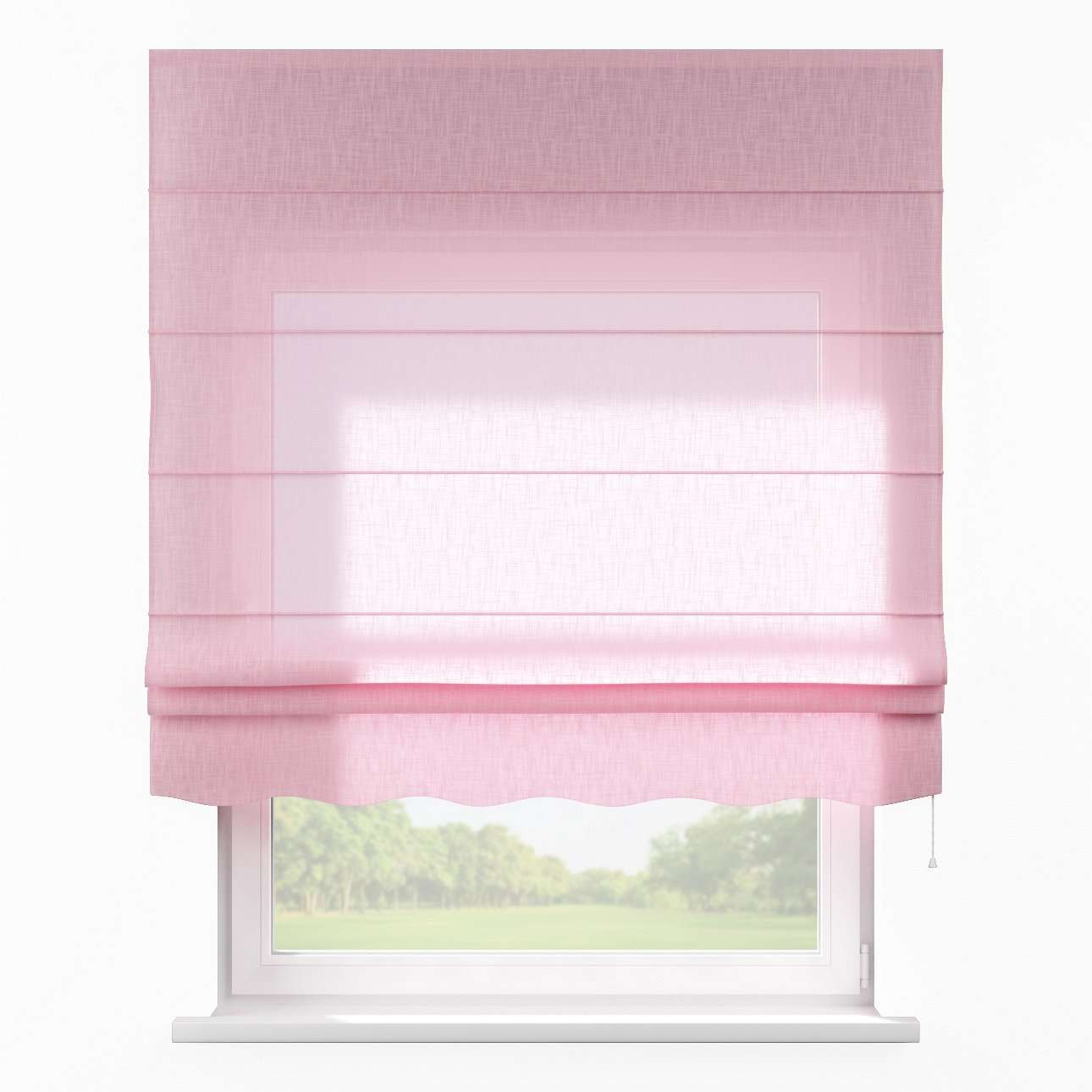 Florence roman blind  in collection Romantica, fabric: 128-03