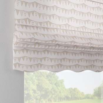 Florence roman blind  80 x 170 cm (31.5 x 67 inch) in collection Marina, fabric: 140-65