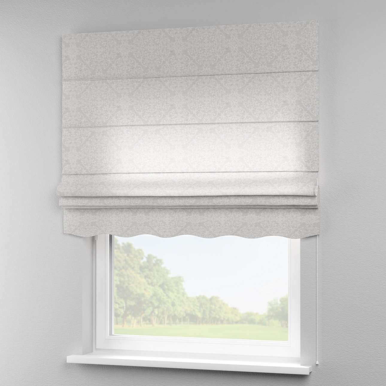 Florence roman blind  80 x 170 cm (31.5 x 67 inch) in collection Venice, fabric: 140-49