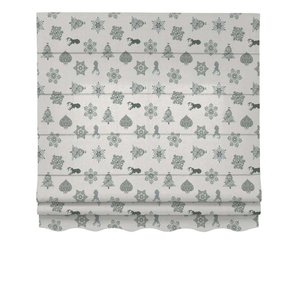 Florence roman blind  80 x 170 cm (31.5 x 67 inch) in collection Christmas , fabric: 630-24