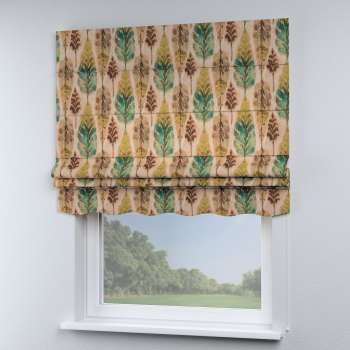 Florence roman blind  80 x 170 cm (31.5 x 67 inch) in collection Urban Jungle, fabric: 141-60