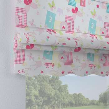 Hissgardin Florence 80 x 170 cm i kollektionen Little World, Tyg: 141-51