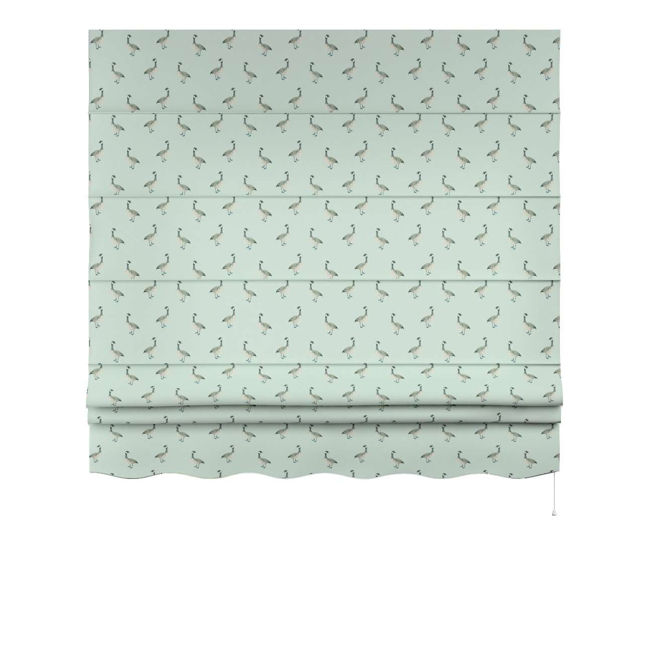 Florence roman blind  in collection Flowers, fabric: 141-79