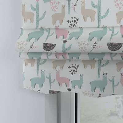 Mela roman blind in collection Magic Collection, fabric: 500-01
