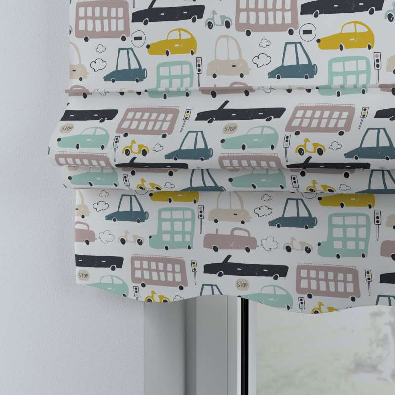 Mela roman blind in collection Magic Collection, fabric: 500-02