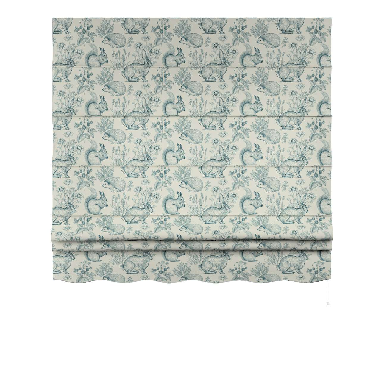 Mela roman blind in collection Magic Collection, fabric: 500-04