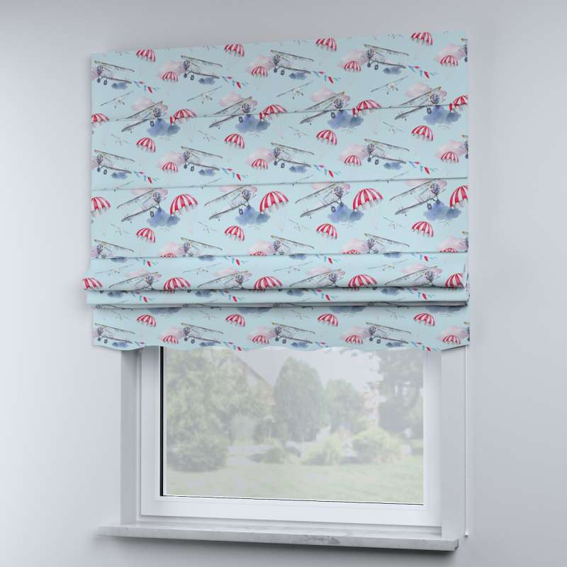 Mela roman blind in collection Magic Collection, fabric: 500-10