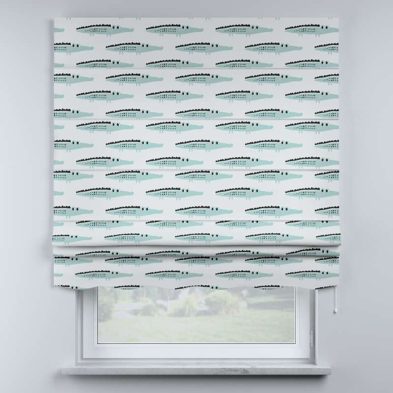 Mela roman blind in collection Magic Collection, fabric: 500-11