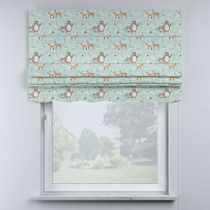 Mela roman blind in collection Magic Collection, fabric: 500-15