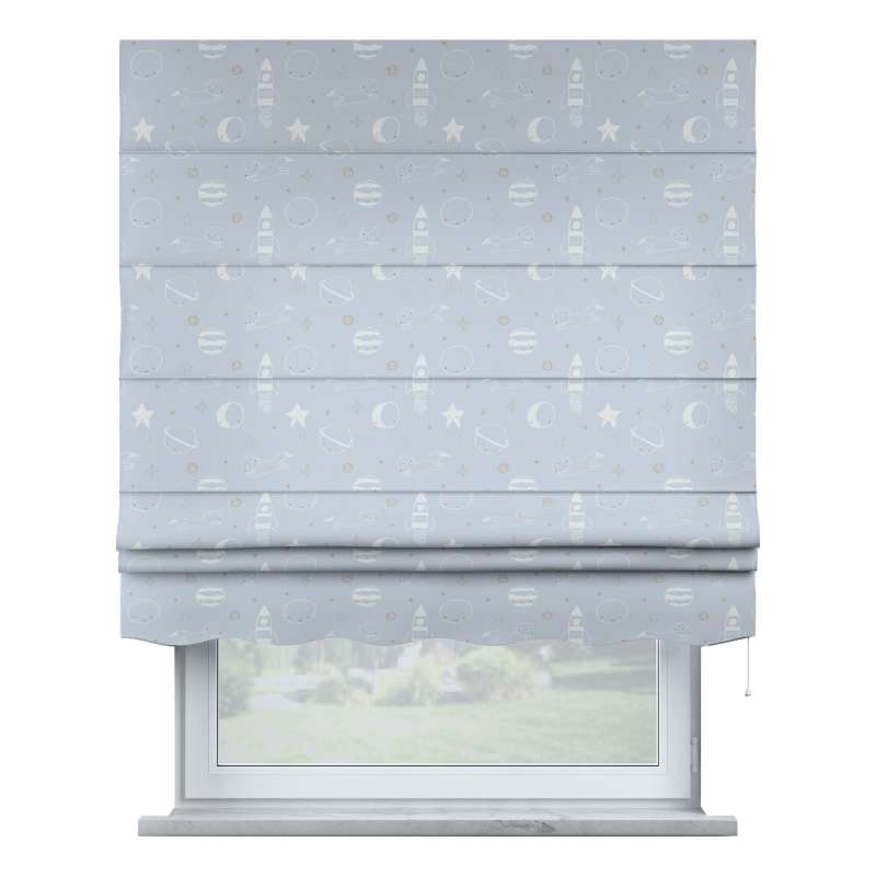 Mela roman blind in collection Magic Collection, fabric: 500-16