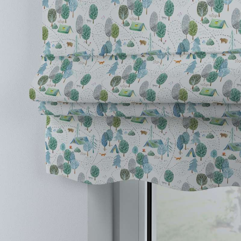 Mela roman blind in collection Magic Collection, fabric: 500-21