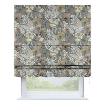 Florence roman blind 143-19 grey-brown Collection Abigail