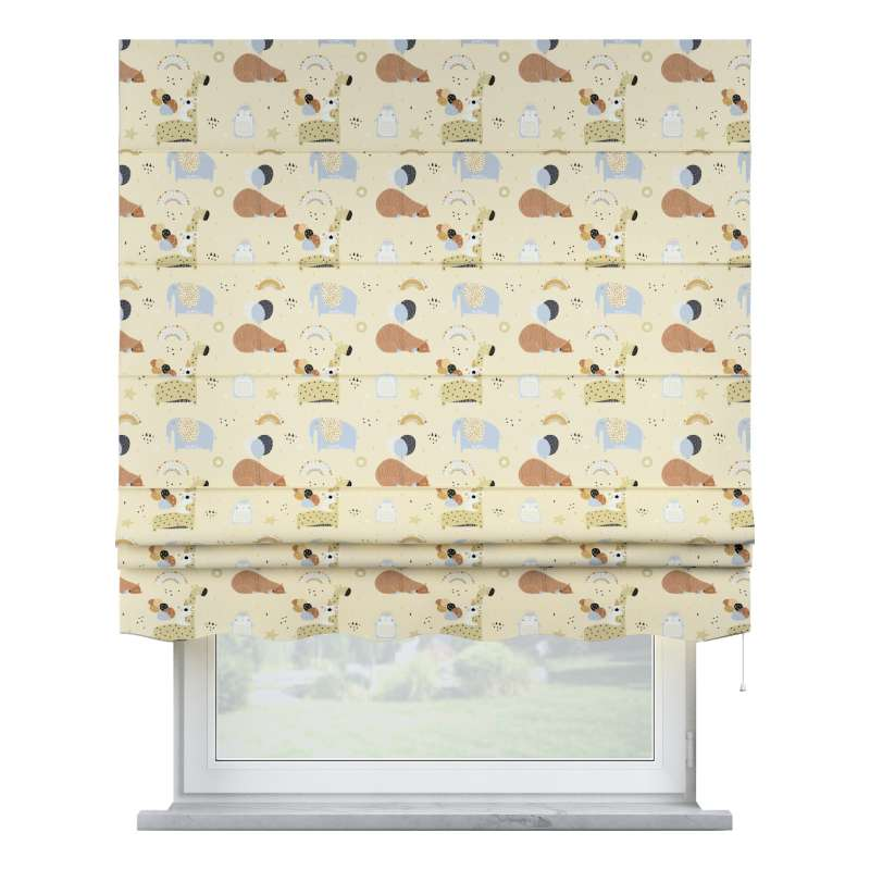 Mela roman blind in collection Magic Collection, fabric: 500-46