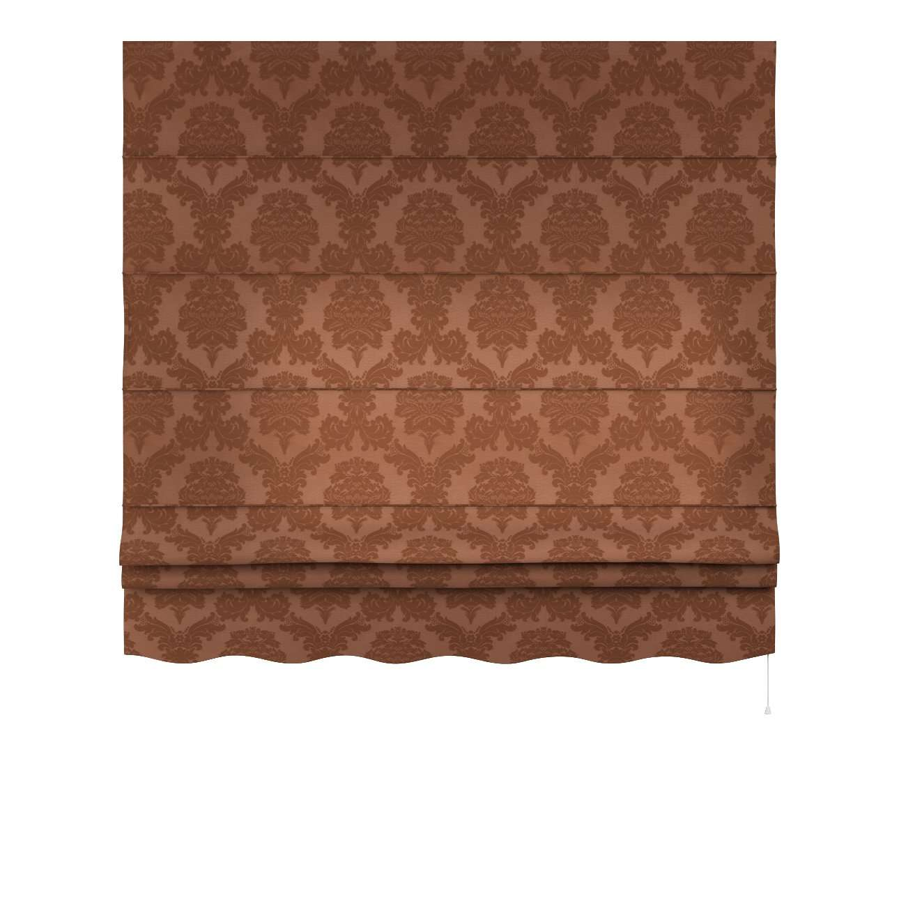 Florence roman blind  80 x 170 cm (31.5 x 67 inch) in collection Damasco, fabric: 613-88