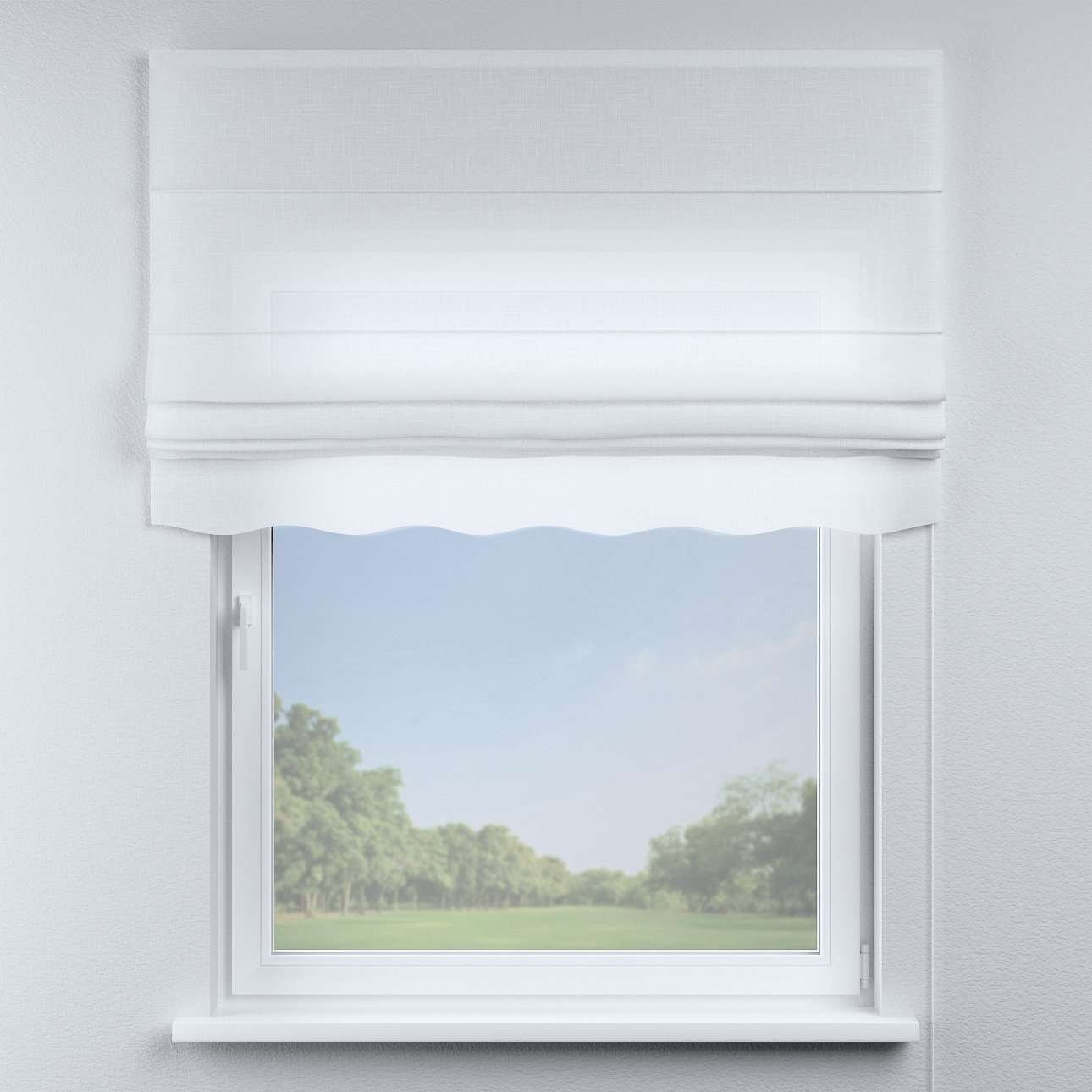 Florence roman blind  in collection Romantica, fabric: 128-77
