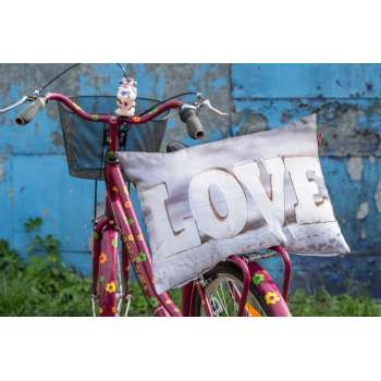Poszewka Love 60x40 cm 60x40cm