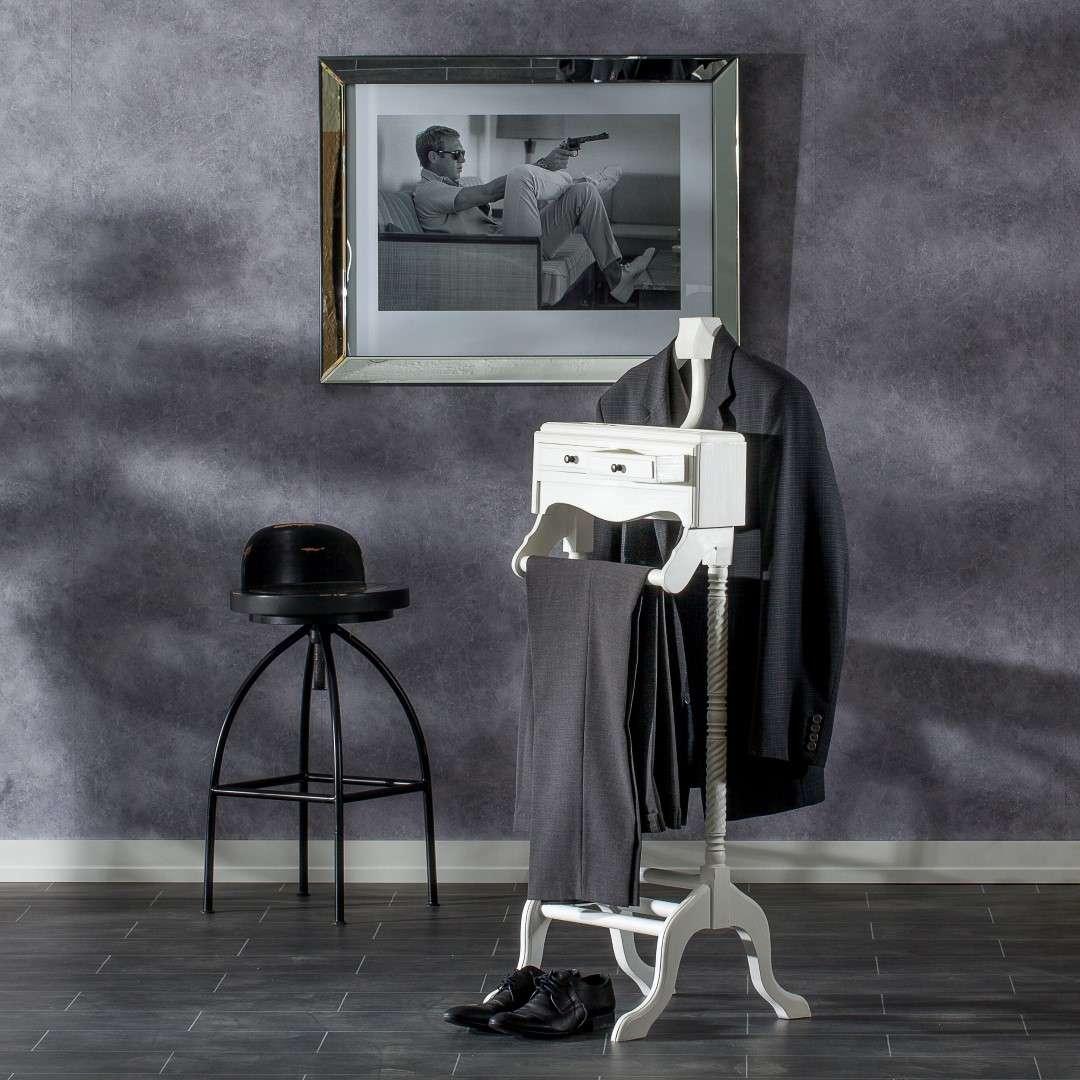 Kleiderständer Chester 125cm 54x44x125cm