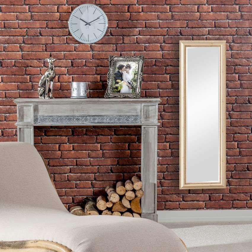 Spiegel Harys 41x131cm beige 41x131cm