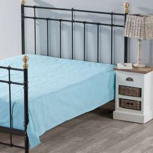 Schlafzimmer Set Milena turquoise 150x250cm Plaid + 2 Kissenhüllen 150x250cm
