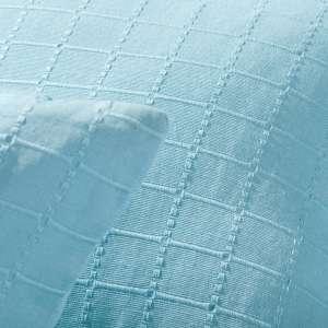 Schlafzimmer Set Milena turquoise 260x250cm Plaid + 2 Kissenhüllen 260x250cm