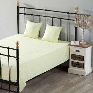 Schlafzimmer Set Milena lime green 260x250cm Plaid + 2 Kissenhüllen 260x250cm