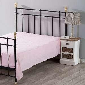 Lovatiesės komplektas Milena rožinis 150x250cm lovatiesė + 2 pagalvėlių užvalkalai 150x250cm