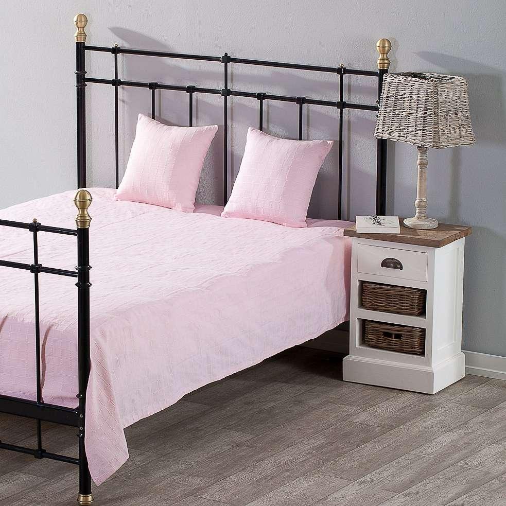 Ágytakaró szett Milena pink rosa 260x250cm, 260x250cm - Dekoria