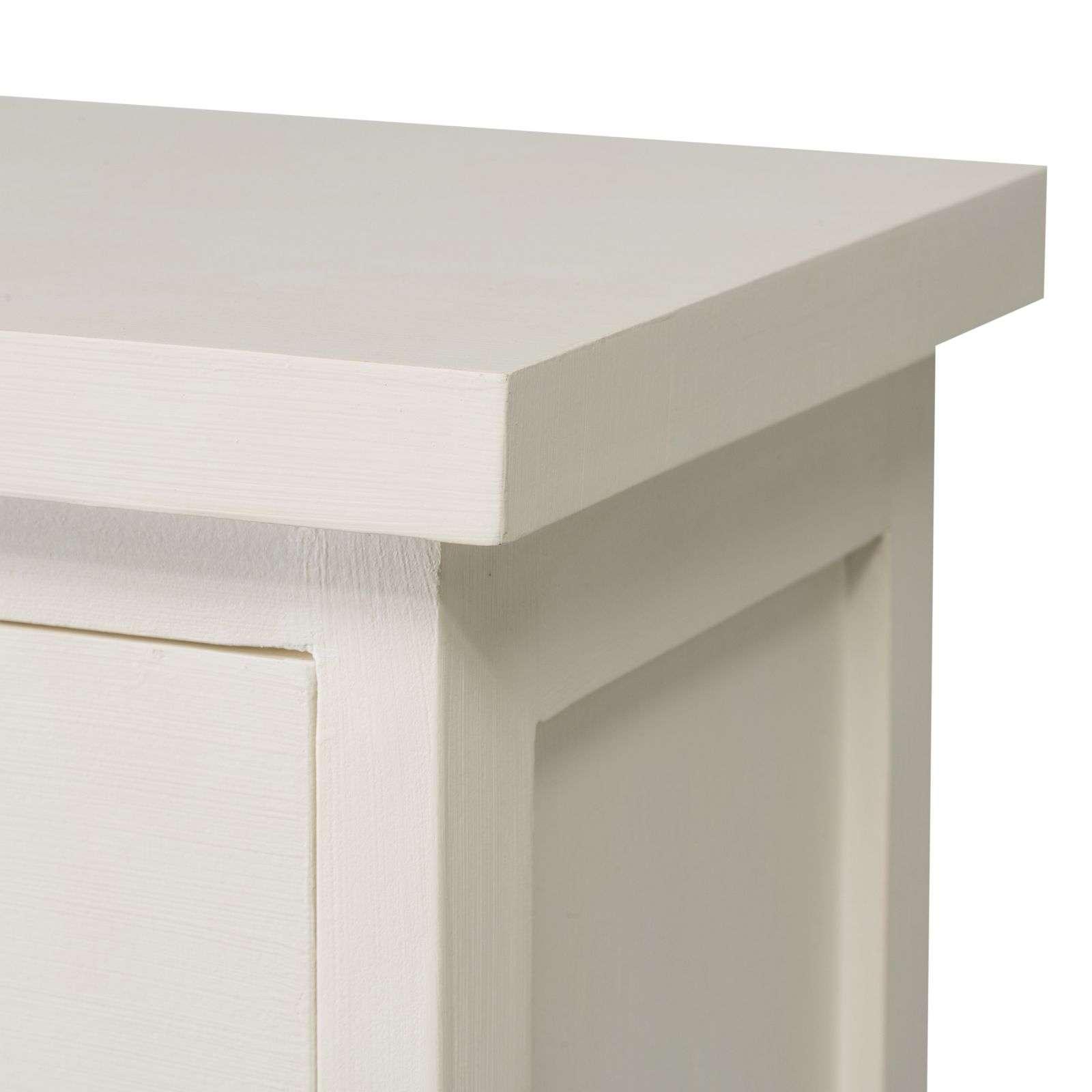 Szafka Milton 40x30x140 white 40x30x140cm