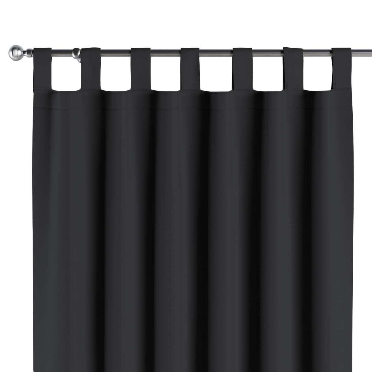 Závěs zatemňující na poutkách 1ks 140x260 cm v kolekci Blackout, látka: 269-99