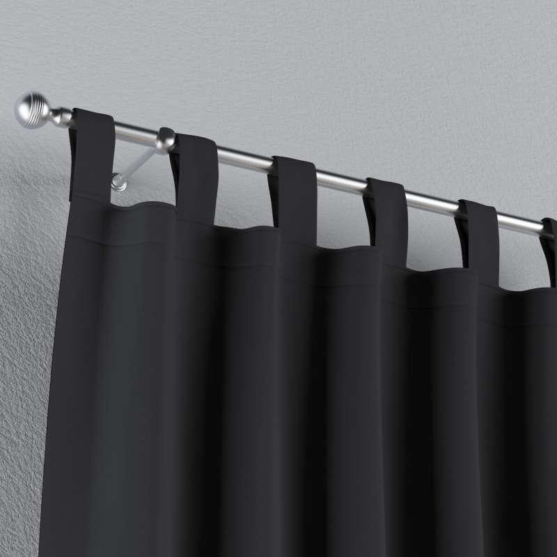 Verdunklungsvorhang mit Schlaufen von der Kollektion Blackout (verdunkelnd), Stoff: 269-99