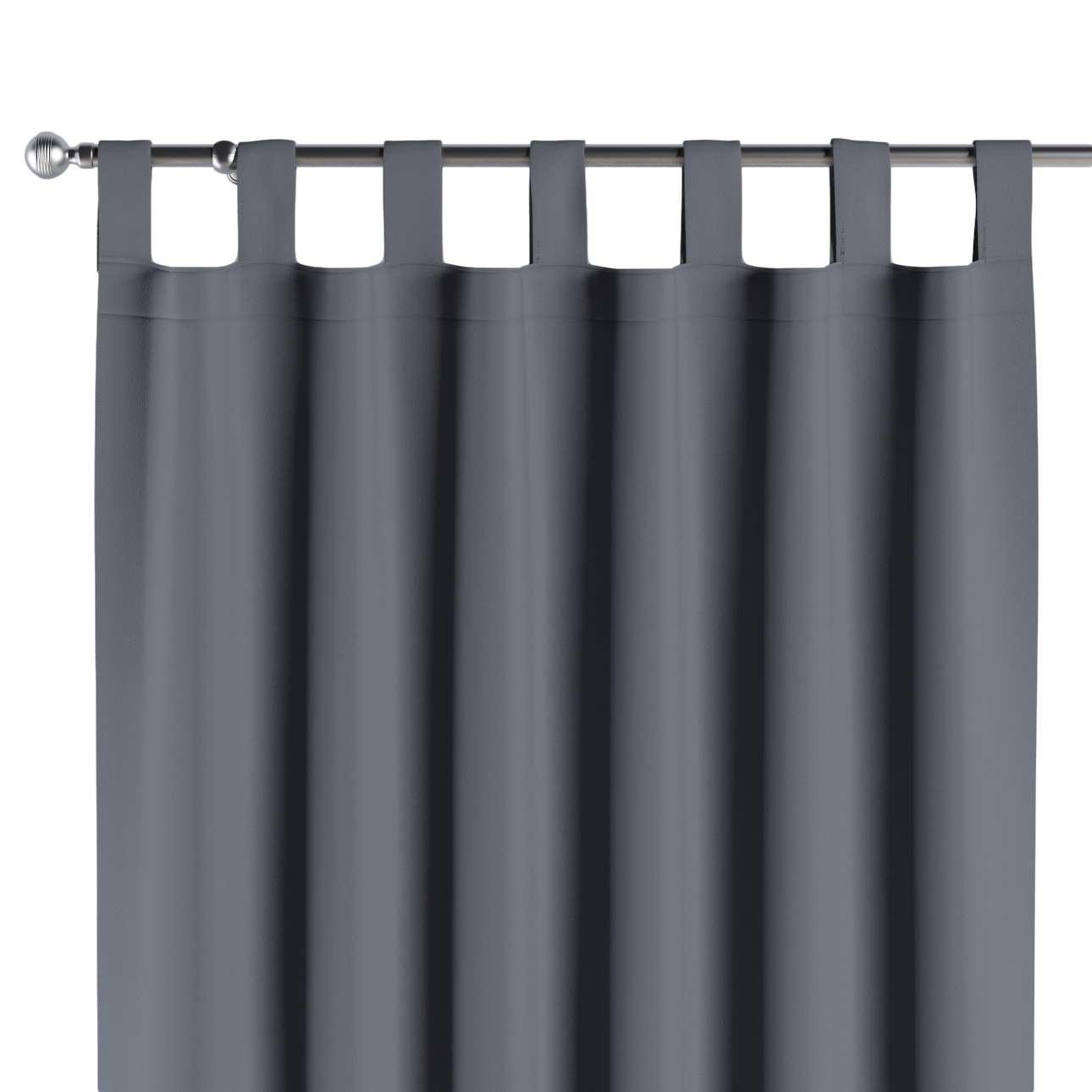 Verdunklungsvorhänge mit Schlaufen 1 Stk. 140x260 cm von der Kollektion Blackout (verdunkelnd), Stoff: 269-76