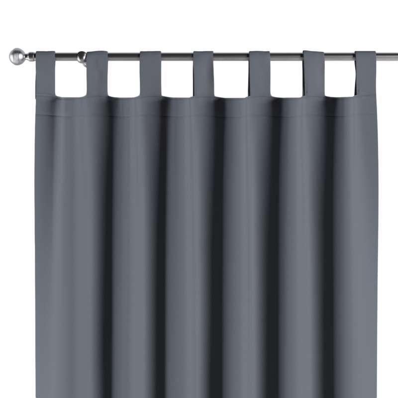 Lystet gardin med stropper fra kolleksjonen Blackout (mørklegging), Stoffets bredde: 269-76