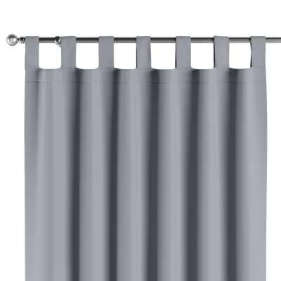 Lystet gardin med stropper fra kolleksjonen Blackout (mørklegging), Stoffets bredde: 269-96