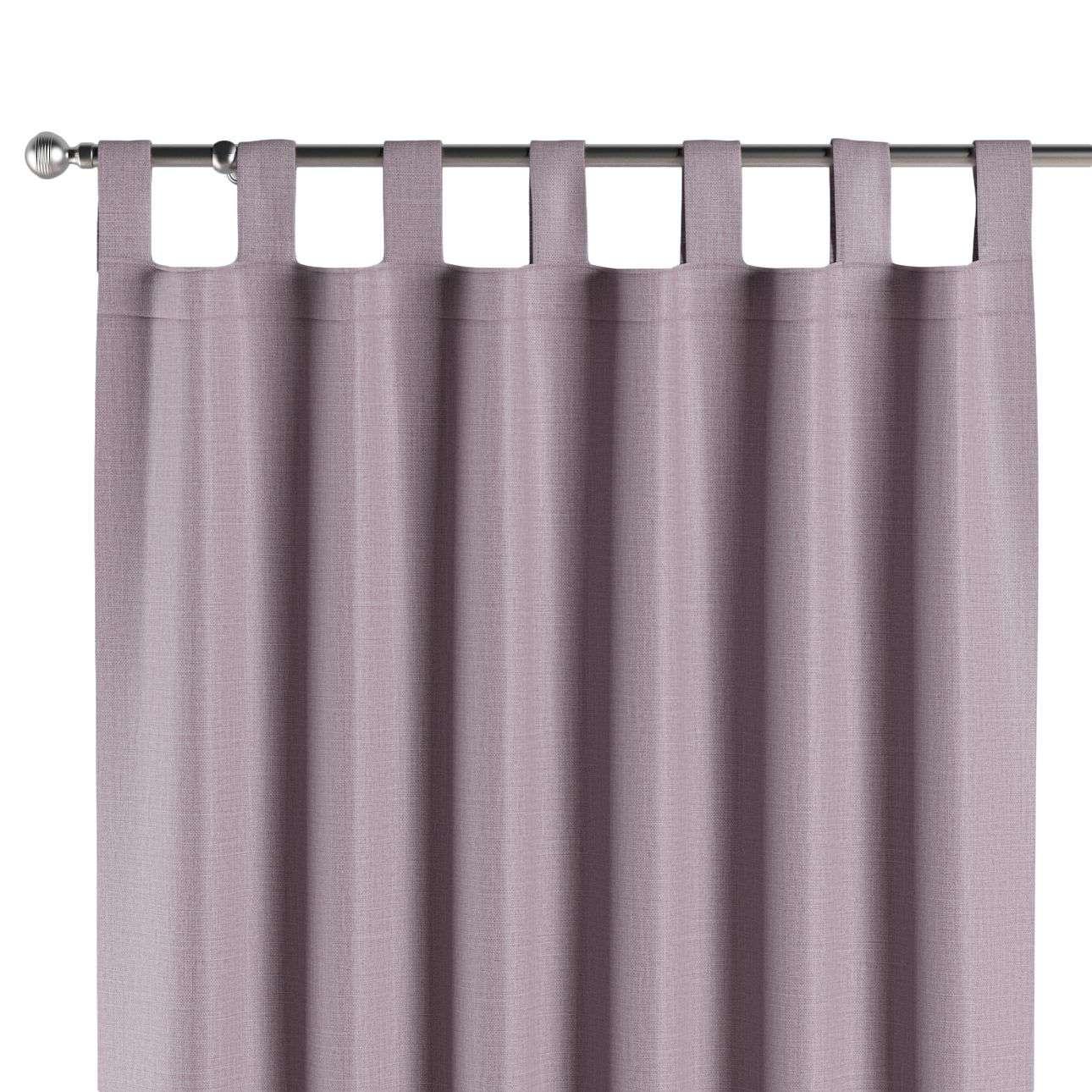verdunklungsvorhang mit schlaufen violett dekoria. Black Bedroom Furniture Sets. Home Design Ideas