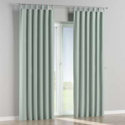 Blackout tab top curtain 269-61 mint Collection Blackout