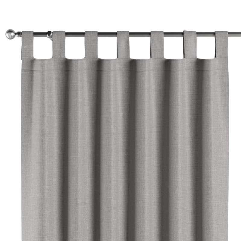 Lystet gardin med stropper fra kolleksjonen Blackout (mørklegging), Stoffets bredde: 269-64
