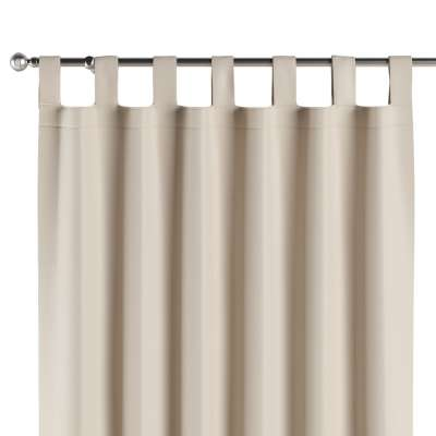 Blackout tab top curtain 269-66 cream Collection Blackout