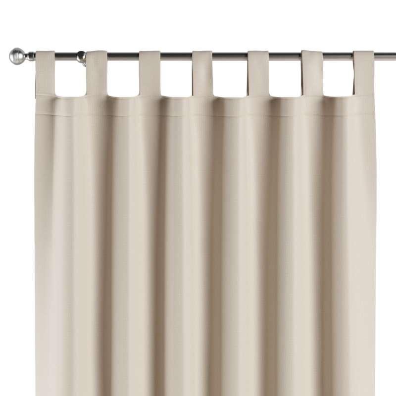 Lystet gardin med stropper fra kolleksjonen Blackout (mørklegging), Stoffets bredde: 269-66
