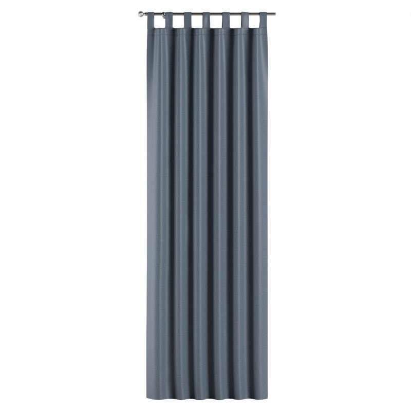 Mørklægningsgardin med stropper 1 stk. fra kollektionen Blackout mørklægning, Stof: 269-67