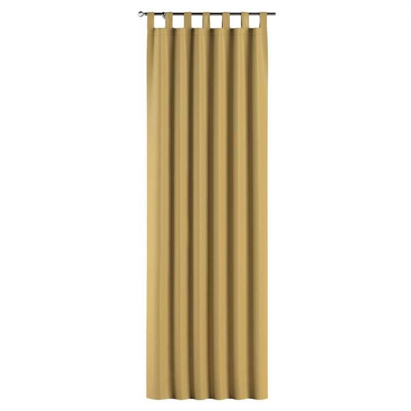 Lystet gardin med stropper fra kolleksjonen Blackout (mørklegging), Stoffets bredde: 269-68
