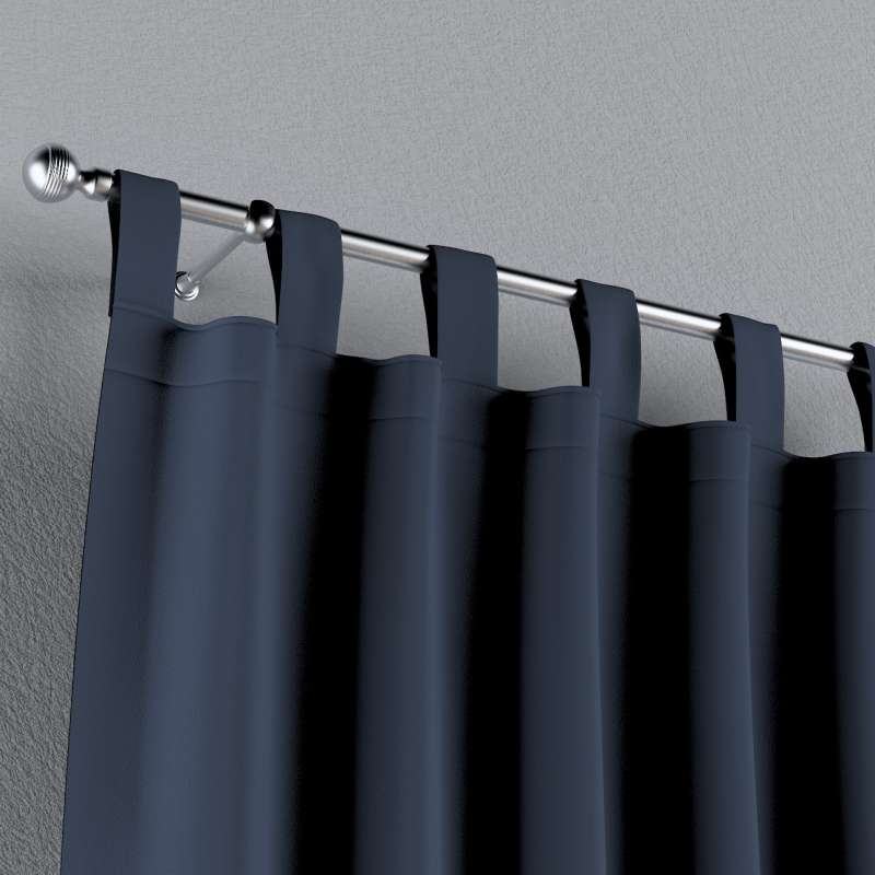 Lystet gardin med stropper fra kolleksjonen Blackout (mørklegging), Stoffets bredde: 269-16